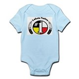 #1 Lakota Nation Infant Bodysuit