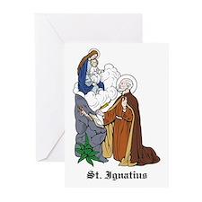 St. Ignatius Greeting Cards (Pk of 10)