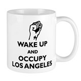 Occupy Los Angeles Small Mug