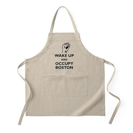 Occupy Boston Apron