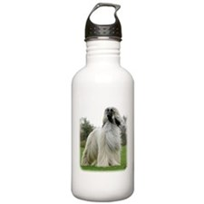 Afghan Hound 9Y247D-025 Sports Water Bottle