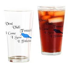 Unique Veni vidi vici Drinking Glass