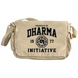 Dharma Initiative Messenger Bag