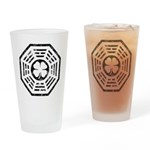 Dharma Luck Faded Drinking Glass