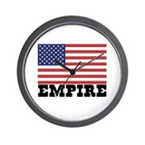 U.S. EMPIRE Wall Clock
