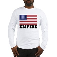 U.S. EMPIRE Long Sleeve T-Shirt