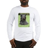 Skye Terrier 9Y766D-039 Long Sleeve T-Shirt