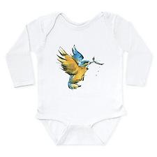 kingfisher Onesie Romper Suit