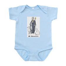 St. Genevieve Infant Creeper