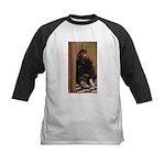 Lily Bridge Basset Organic Toddler T-Shirt (dark)