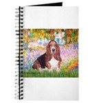 Basset in the Garden Journal