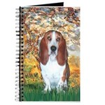 Monet's Spring & Basset Journal