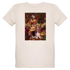 The Path & Basset Organic Kids T-Shirt