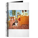 Van Gogh's Room & Basset Journal
