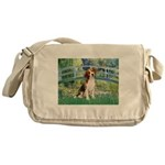 Bridge & Beagle Messenger Bag