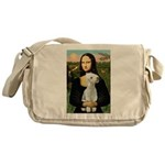 Mona / Bedlington(T) Messenger Bag