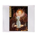 Queen / Bedlington T Throw Blanket