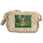 Bridge / Bedlington T Messenger Bag