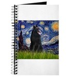 Starry Night /Belgian Sheepdog Journal