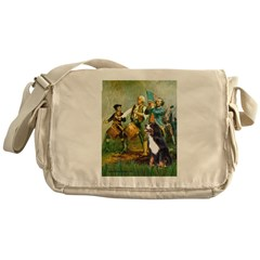 Spirit of '76 & Bernese Messenger Bag