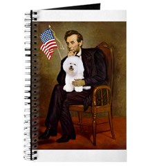 Lincoln & his Bichon Journal