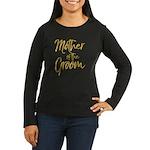 Lilies (6) & Bichon Organic Kids T-Shirt (dark)