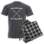 Starry Night Bichon Organic Toddler T-Shirt (dark)