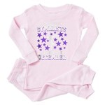 Irises & Bolognese Organic Toddler T-Shirt (dark)