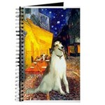 Terrace Cafe & Borzoi Journal