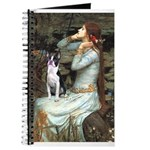 Ophelia & Boston Terrier Journal