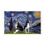 Starry Night & Bos Ter 20x12 Wall Decal