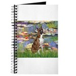 Lilies & Brindle Boxer Journal