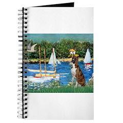Sailboats & Boxer Journal