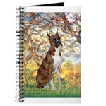 Spring with a Boxer Journal