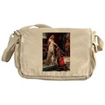 The Accolade & Boxer Messenger Bag