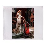 The Accolade & Boxer Throw Blanket