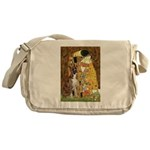 The Kiss & Boxer Messenger Bag