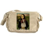 Mona / Brittany S Messenger Bag
