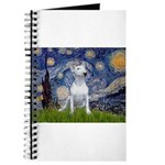 Starry/Bull Terrier (#4) Journal