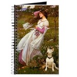 Windflowers Bull Terrier Journal