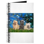 Lilies3/3 Cairn Terriers Journal