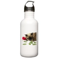 Funny Siamese Water Bottle