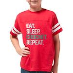 Mona / Cairn T (brin) Organic Toddler T-Shirt (dar