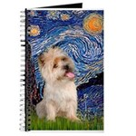 Starry Night / Cairn Terrier Journal