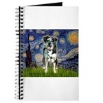 Starry / Catahoula Leopard Dog Journal