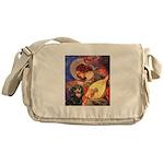 Angel (3) & Cavalier (BT) Messenger Bag