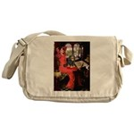 Lady & Cavalier (BT) Messenger Bag