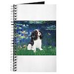 Lilies (5) & Tri Cavalier Journal
