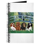 Bridge & 4 Cavaliers Journal