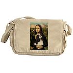 Mona's Tri Cavalier Messenger Bag